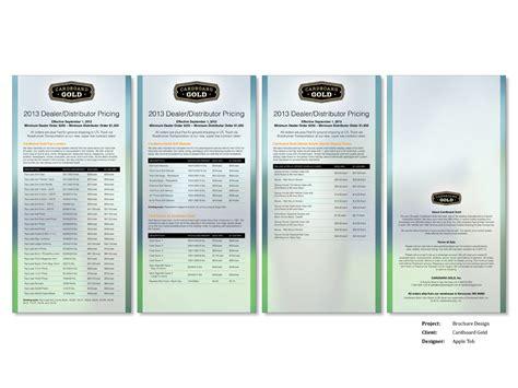 leaflet design price list brochure design price list gidiye redformapolitica co