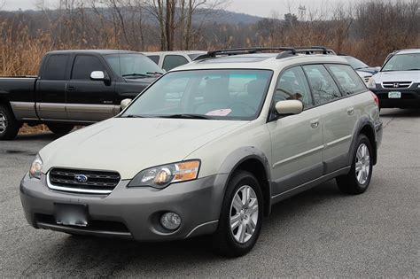 2005 subaru outback 2005 subaru outback photos informations articles
