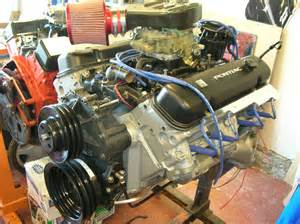 Pontiac 400 Crate Engine For Sale Pontiac 514 Cubic Inch Stroker Shortblock 400 Based Engine