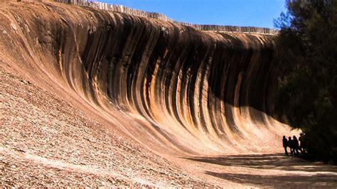 wave rock info australias  unique rock formations