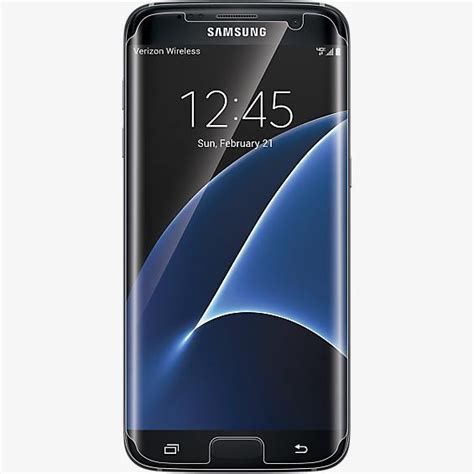 Anti For Samsung S7 verizon anti scratch screen protector for samsung galaxy