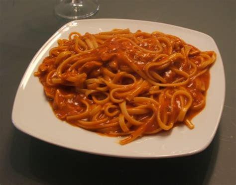 las recetas de mi abuela bacalao con salsa spaguetis con salsa de bacalao y tomate solo recetas el blog de las recetas gratis recetas