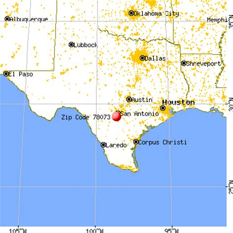 78073 Zip Code (Von Ormy, Texas) Profile   homes