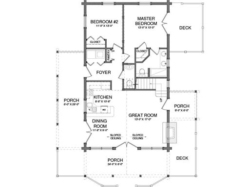 southland floor plan bryson southland log homes