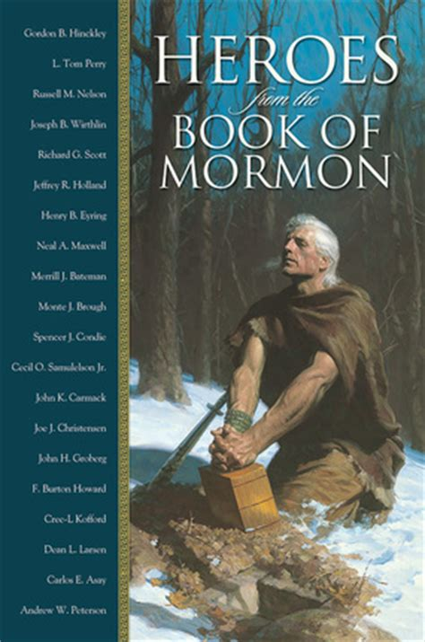 book of mormon heroes pictures heroes from the book of mormon deseret book