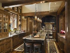 rustic cabin kitchen ideas bloombety rustic kitchen cabin decor ideas rustic cabin