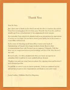 Thank You Letter To A Doctor From Patient Image Doctor Thank You Letter Appreciation Download