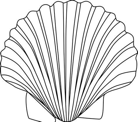 pix for gt shell outline clipart best clipart best