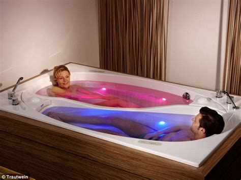 couples in bathtubs the 163 35 000 yin yang bathtub for couples who like their