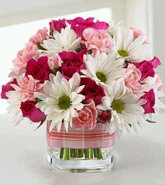 arreglo floral para centro de mesa bautizos matrimonios etc 15 centros de mesa para bautizo florales
