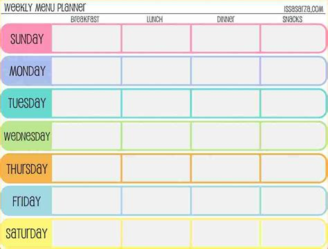 8 week calendar template okl mindsprout co