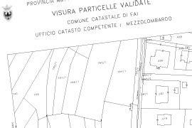 estratto tavolare estratto di mappa tavolare