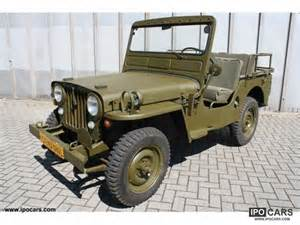 1949 Willys Jeep 1949 Jeep Willys Cj2a 4 Wheel Drive Car Photo And Specs