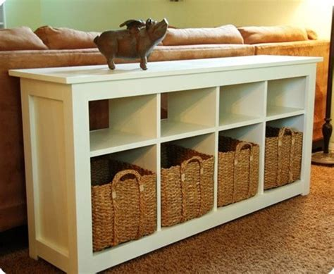 sofa table with storage white storage sofa table renovations haven home