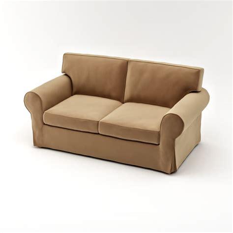 ikea ektorp 2 seater sofa ikea ektorp sofa 3d max