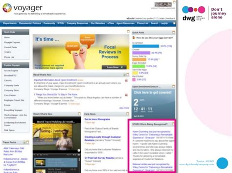 Home Page Design Samples 31 intranet homepage design examples with screenshots
