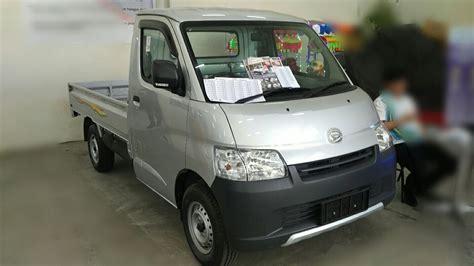 kumpulan modifikasi mobil daihatsu luxio 2017 modifikasi