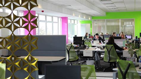 media office interiors cool office interior design for uk media company by