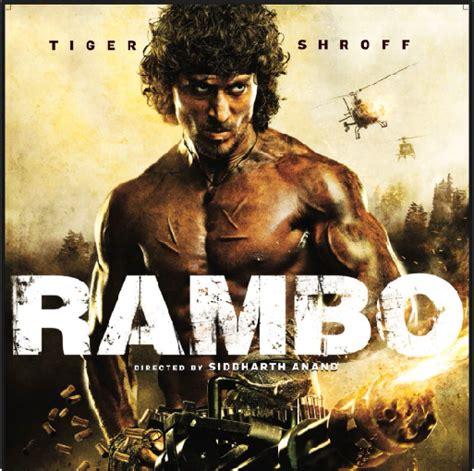 rambo film hero bollywood actor tiger shroff will star in next rambo film