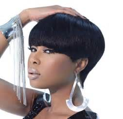 how to trim relaxed hair super fly short hairstyles for relaxed hair textures to