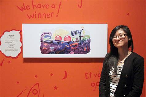doodle 4 high school winners toronto area s sketch wins doodle 4 contest