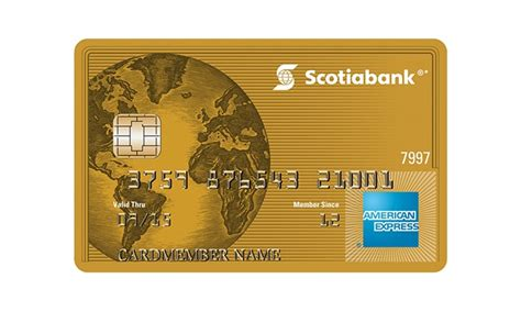 Scotiabank Gift Card - american express business gold card travel insurance best business cards