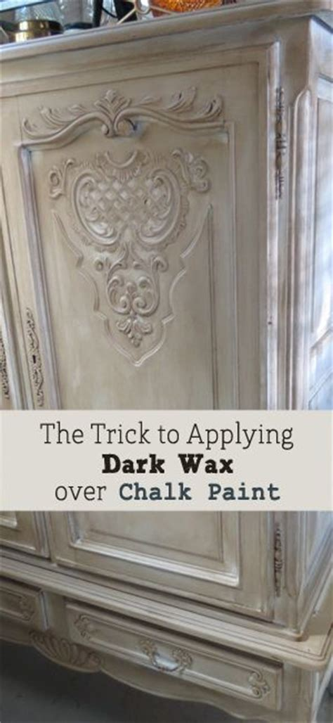 furniture wax over white paint 16442 best images about painted furniture community on