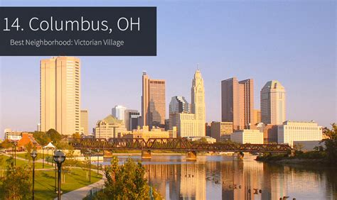 places to get ombre in columbus ohio the 25 best cities neighborhoods for millennials niche ink