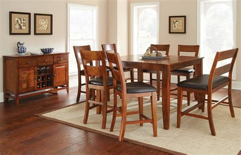 pub height table with bench dallas designer furniture antonio counter height table