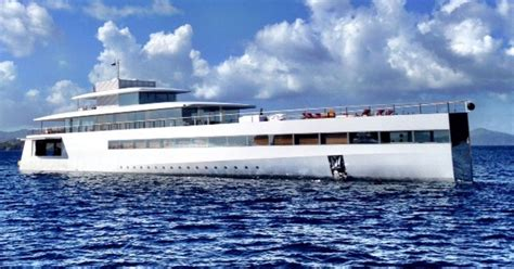 steve jobs iyacht revealed in new pics - Boat Financing Jobs