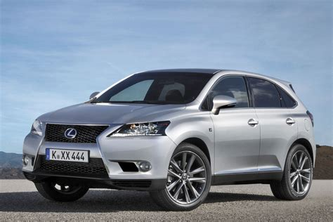 suv lexus lexus suv on the way auto express