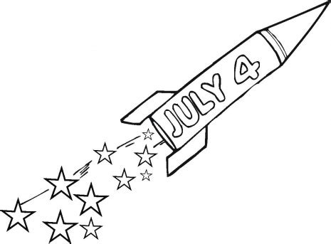 4th of july coloring pages let s celebrate