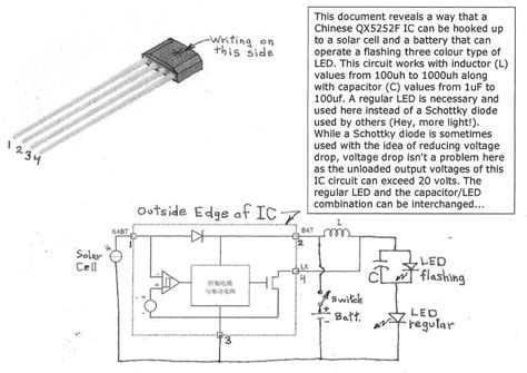wiring diagram for solar garden lights k