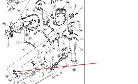 dt466 fuel system diagram dt466 icp sensor location 2011 dt466 get free image