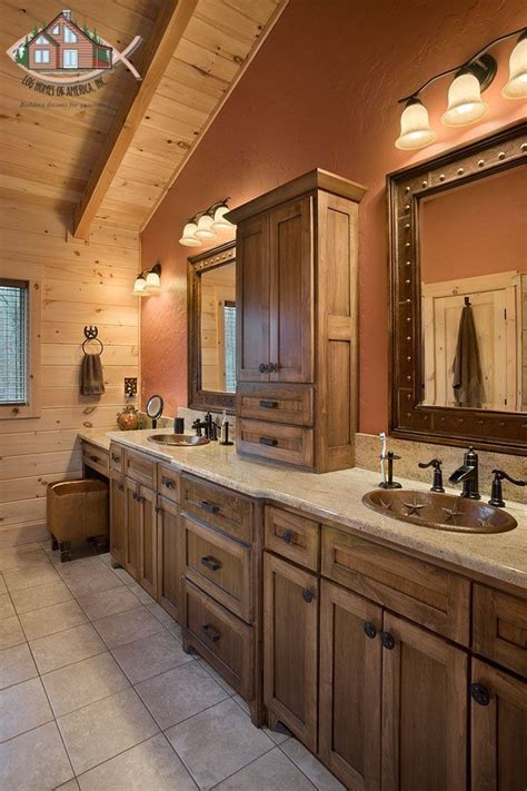 Makeup Vanity Lighting Ideas 20 Best Images About Log Homes With Color On Pinterest