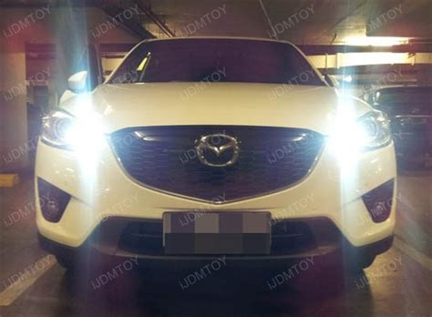 cx 5 daytime running lights hid xenon white 68 smd p13w led bulbs for mazda cx 5