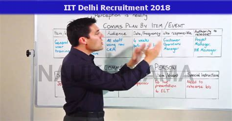Iit Delhi Mba Admission 2018 by Iit Delhi Planning Manager And Data Analyst 2018