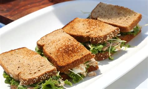Tuna Blackpepper King Sandwich tuna sandwich recipe maangchi