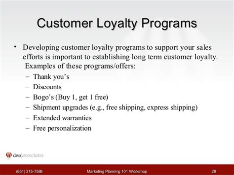 Customer Loyalty Letter Catalog Marketing 101 2 Of 8