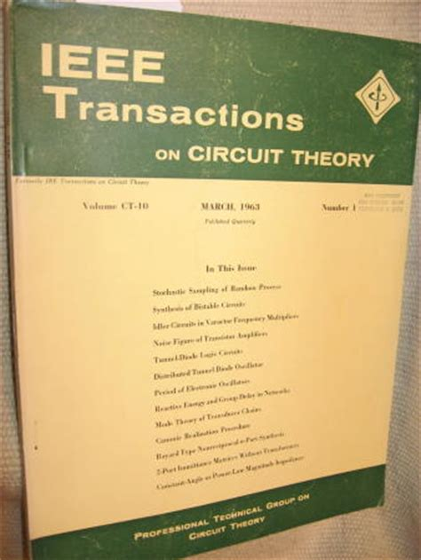 ieee transactions on cad of integrated circuits and systems ieee transactions on cad of integrated circuits and systems 28 images dan adler s