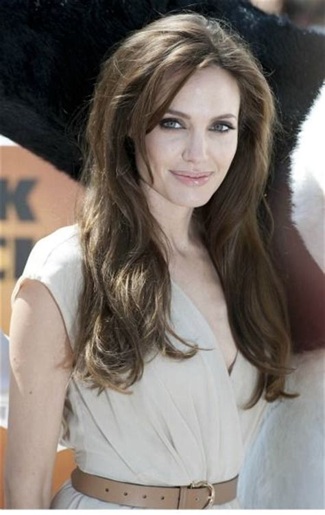 hairstyles for black hair pale skin long hairstyles angelina jolie beautiful long
