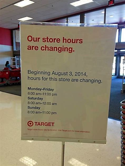 target extends hours at half its stores report says