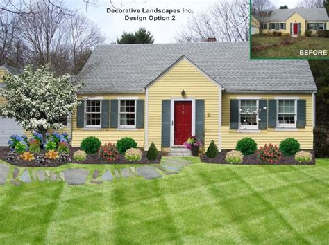 best front yards front yard lanscaping ideas for small homes small front