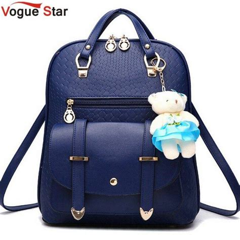 New Produk Bag vogue new casual backpacks school bags new pu