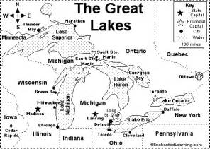 united states map 5 great lakes education world news for you students slide to school on