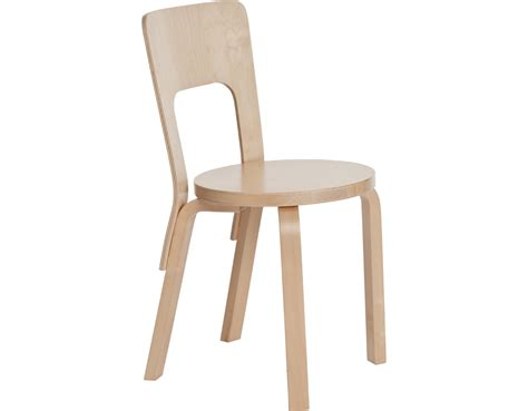 bench stool chairs alvar aalto chair 66 hivemodern com