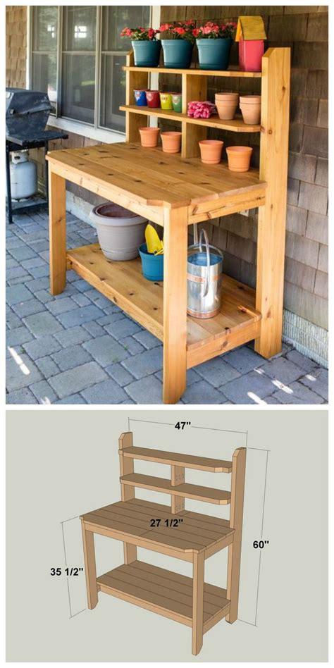 plans for a potting bench 25 best ideas about potting tables on pinterest potting