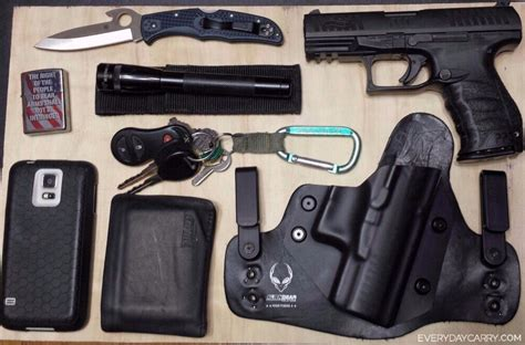 everyday concealed carry everyday carry 30 m center minnesota machinist