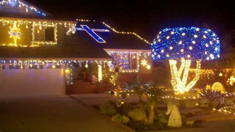 best places to see christmas lights in southern california