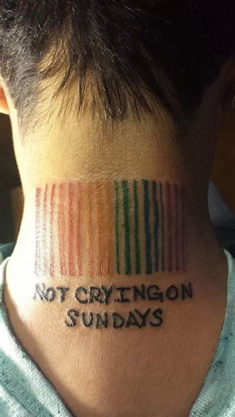 23 lgbt tattoo ideas you can wear with pride designbump